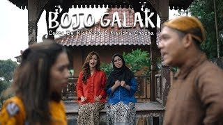 [3.86 MB] BOJO GALAK - PENDHOZA (cover) Ria Ricis & Marisha Chacha