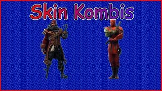 Skin Kombinationen(S6-S8) - Fortnite - HuW