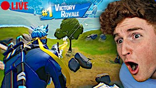 Trying to be better than NINJA In Fortnite.. (LIVE)