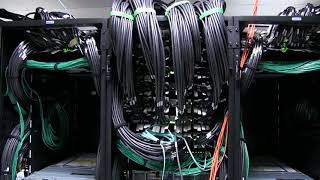 CRESCO6 - Inaugurazione del supercomputer ENEA nel centro ricerche di Portici