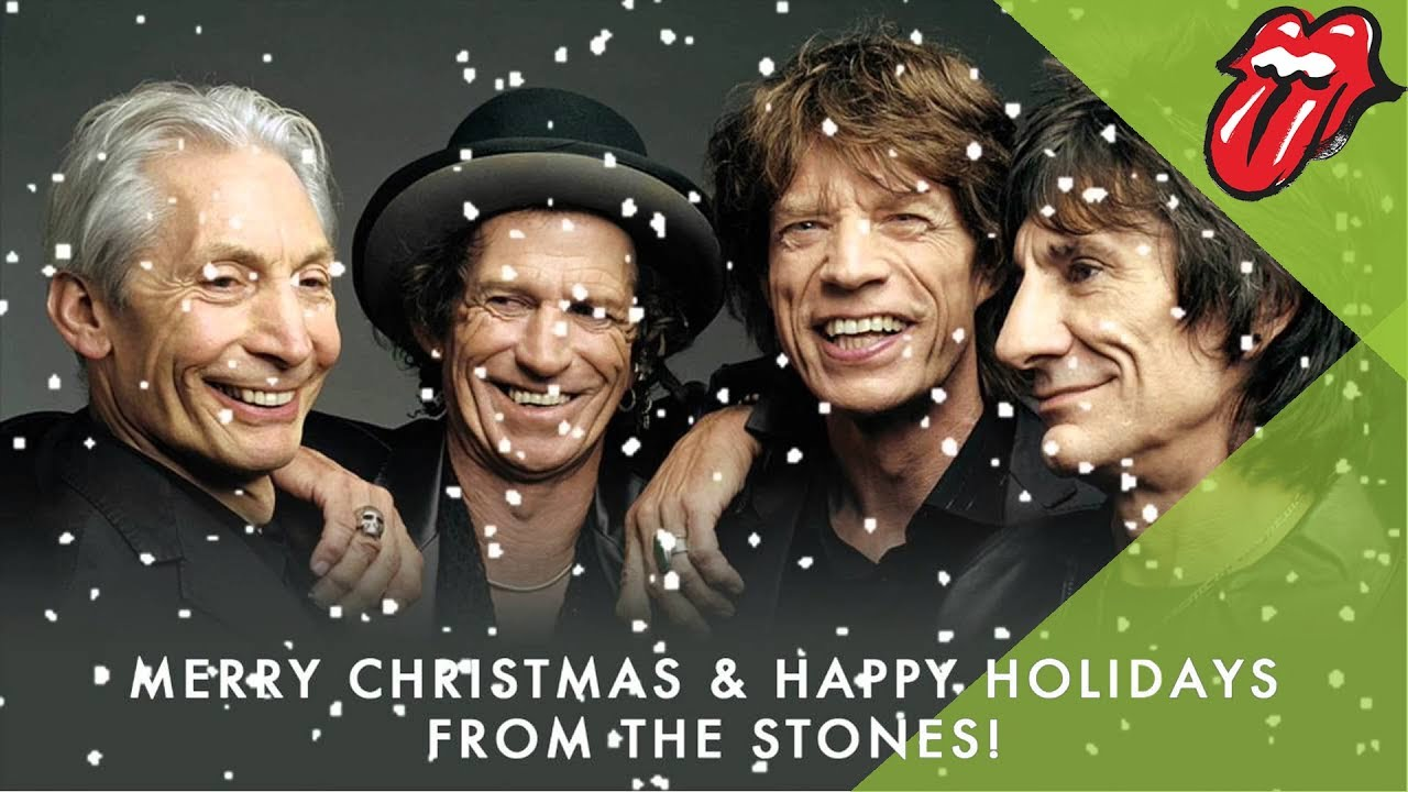 The Rolling Stones - Winter - Happy Holidays!