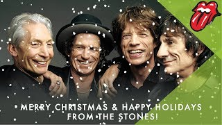 Смотреть клип The Rolling Stones - Winter - Happy Holidays!