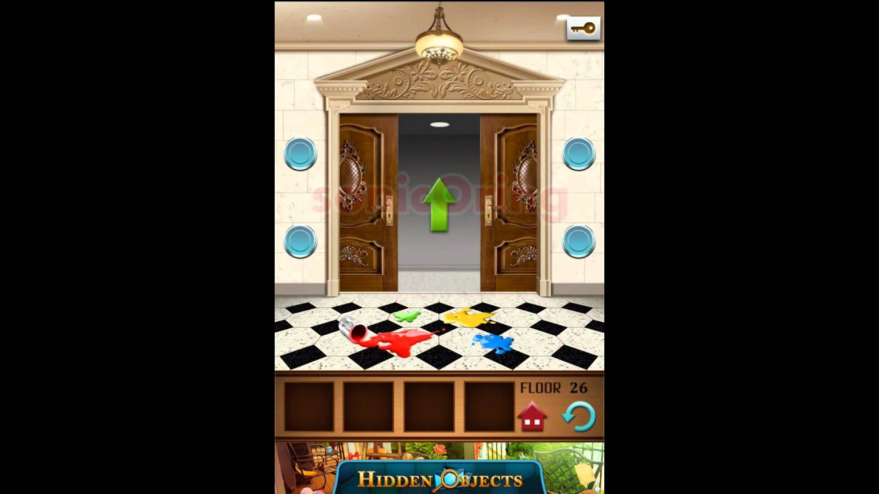 100 Floors Annex Level 26 27 28 29 30 Walkthrough Room Escape Game Walkthrough