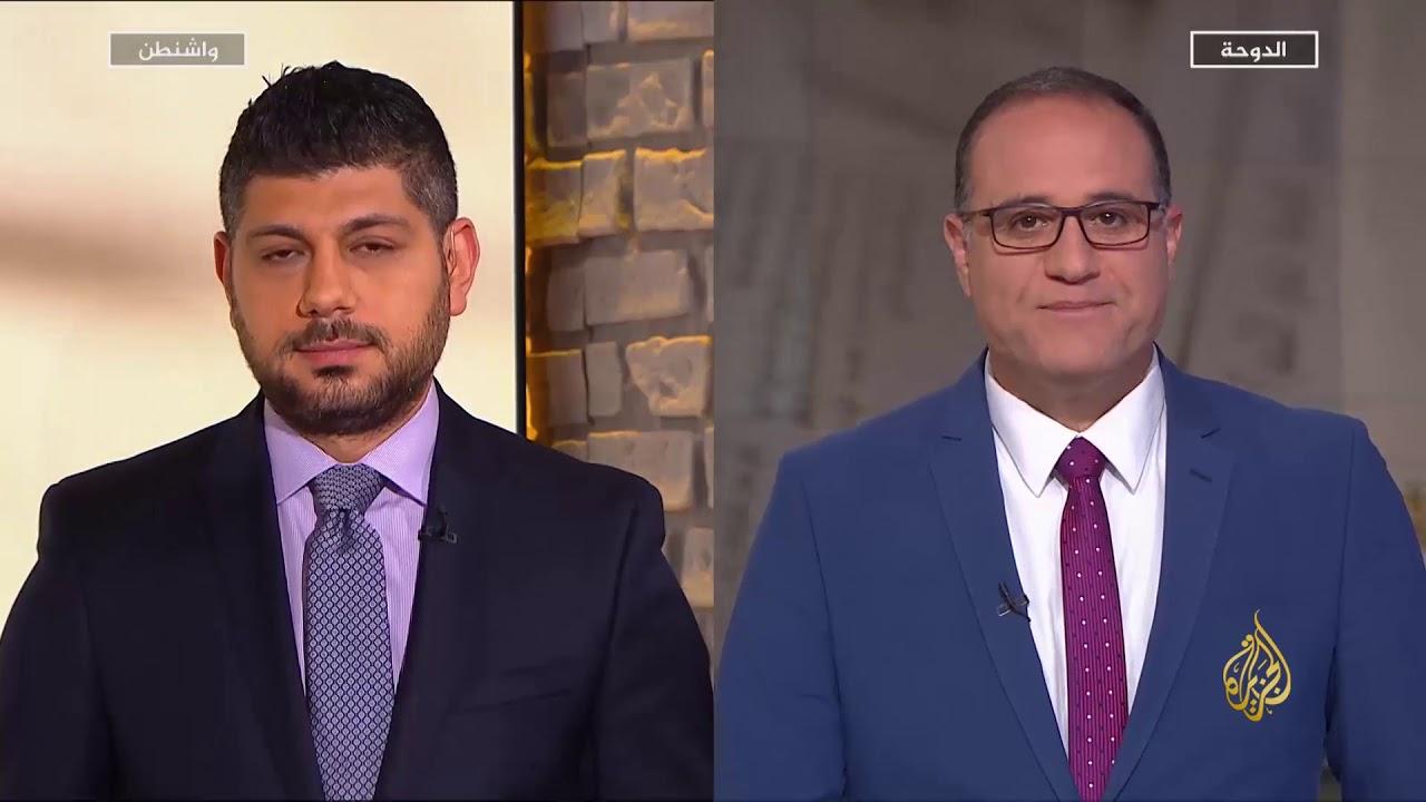 الجزيرة:مرآة الصحافة الأولى 20/04/2018