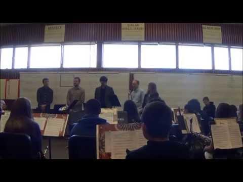 The Backcountry Brass Quintet @ Basalt Middle School