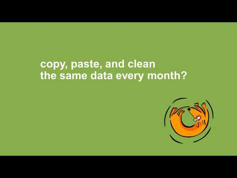Use Power Query to automate your data preparation and cleaning in Excel
