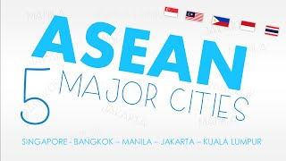 ASEAN Cities - Southeast Asia