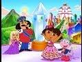 dora la exploradora español dora salva el reino de los cristales Dora the explorer