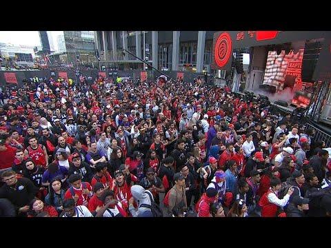 Toronto Raptors set to make history in NBA Finals