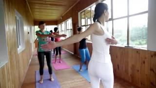 Практика йоги. Польза. Отзывы Практикующих (Yoga Poses)