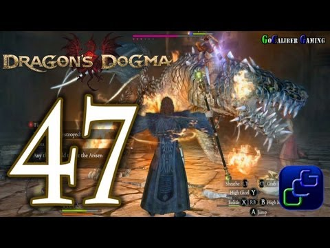 Dragon's Dogma: Dark Arisen Walkthrough - Part 47 - Post Game Fathom Deep