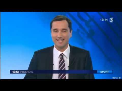 JT de 12h de France 3 le 26 sept 2017