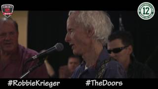 Robbie Krieger of The Doors Jams for Joe Namath's March of Dimes Golf Outing