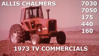 Repeat youtube video Allis Chalmers 1973 TV Commercials