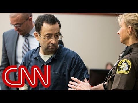 Victims confront ex-USA gymnastics doctor in court