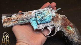 Download lagu GUN Lighter restoration – COLT Python .357 Magnum Revolver