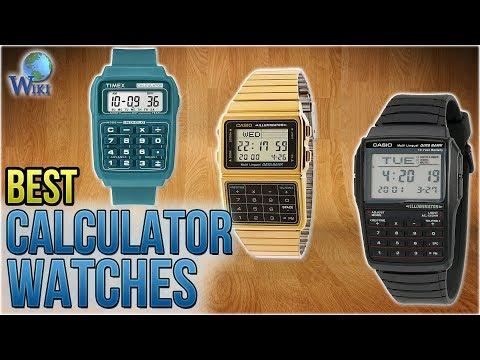 6 Best Calculator Watches 2018
