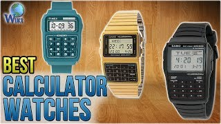 6 Best Calculator Watches 2018