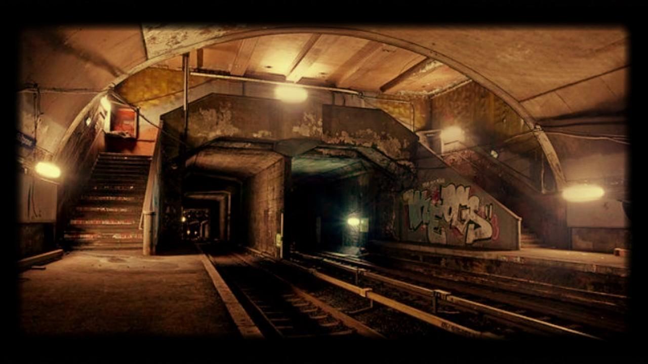 купил заброшенное метро в москве фото театр ради