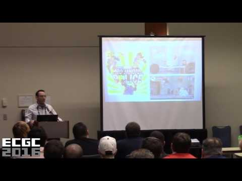 East Coast Gaming Conference 2016: Richard James Cook - Surviving Indie