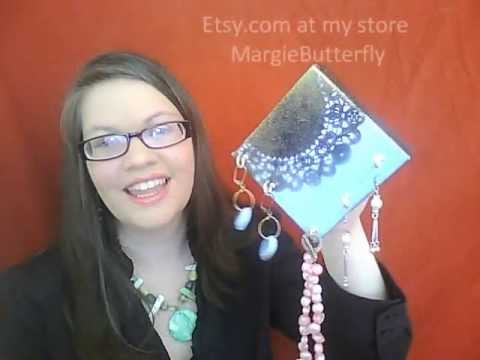 Make it Margie – Jewelry holder