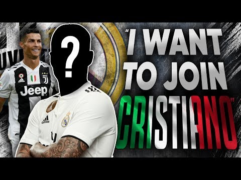 Real Madrid Superstar Wants To Join Cristiano Ronaldo At Juventus! | Futbol Mundial