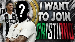 Real Madrid Superstar Wants To Join Cristiano Ronaldo At Juventus! | Futbol Mundial