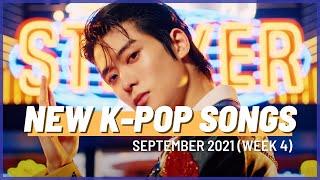 Download NEW K-POP SONGS | SEPTEMBER 2021 (WEEK 4)