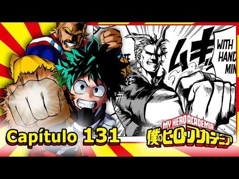 Boku no Hero Academia #131 - Deku e All Might Dobrando o Destino!!