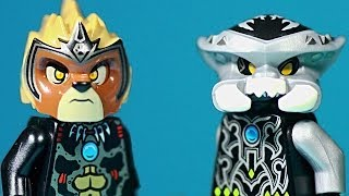 LEGO Chima 70140 Stinger Duel SHADOWIND