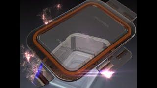 원스락/웰스릭 잠금날개 한개, 원터치 밀폐기술(3D)