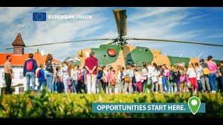 EU-funded in Hungary: new museum revitalises neighbourhood