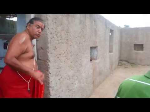 Real House of Guru Raghavendra Swamy 1st Time on Youtube