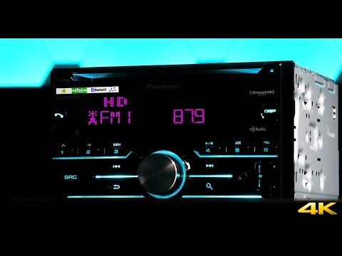 Pioneer FH-X830BHS Double DIN HD Radio - Limited Distribution!!!