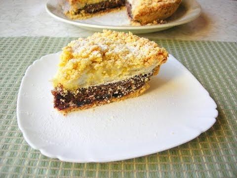 Торт-пирог «Арлекин»
