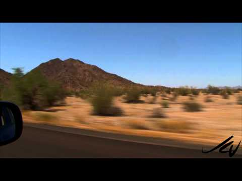 Lets Go Places prt 23  - Arizona,  The  Sonoran Desert  - USA Travel