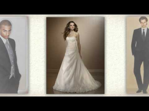 NY Bridal Gowns and Dresses Tuxedos - K's Wedding Center - Middletown NY