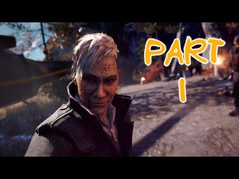 FARCRY 4 Gameplay Walkthrough Playthrough Part 1 - The Tourist (PC)