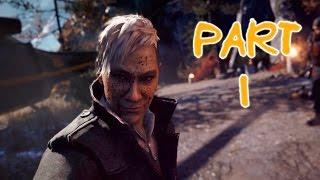 FARCRY 4 Gameplay Walkthrough Playthrough Part 1 - The Tourist (PC)