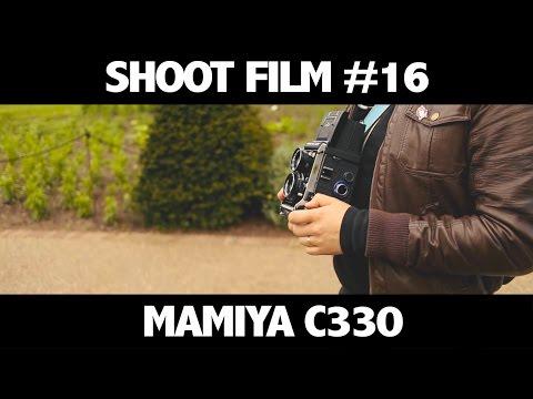 Mamiya C330 + Tri-X 400
