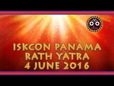 ISKCON Panama - Rath Yatra 2016 - Part 1