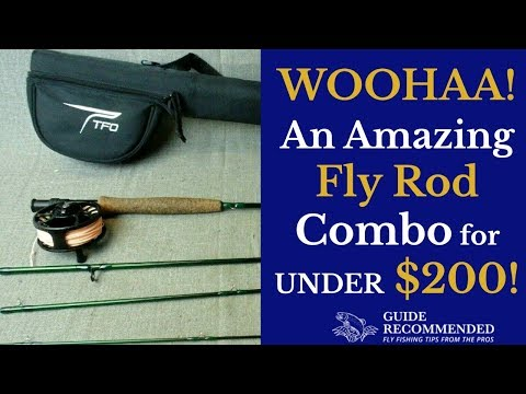 Best Fly Rod Combo Under 200 - TFO NXT