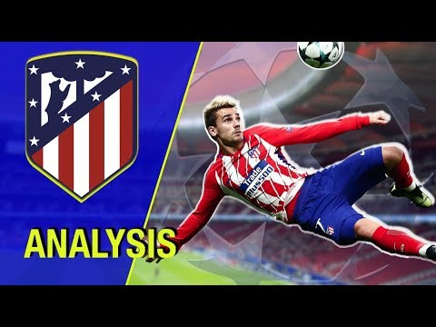 What Makes Griezmann So Good | In-Depth Player Analysis 2/2