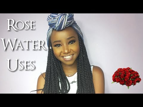 7 Ways To Use Rose Water | Wabosha Maxine