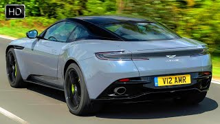 2019 Aston Martin DB11 AMR 630 HP Twin-Turbo 5.2-litre V12 Design & Drive HD