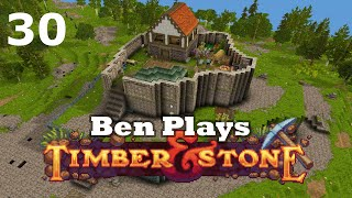 Timber and Stone S2E30 - Wall Building Method