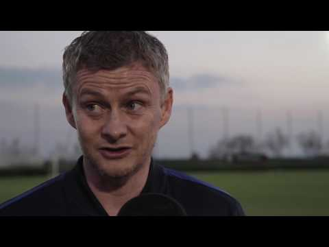 Ole Gunnar Solskjaer: I am proud of the players.