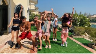 Now United Dancing to 'Higher Love' by Kygo & Whitney Houston