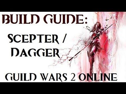 Guild Wars  Healing Elementalist Build
