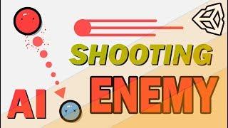 اطلاق النار/متابعة/تراجع العدو منظمة العفو الدولية مع الوحدة و C# - البرنامج التعليمي من السهل